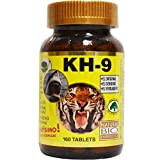 Kh 9 Multivitamin Tablets Natural Bio Energetics Mineral Herb Amino Enzymes (160 Tablets) For Sale