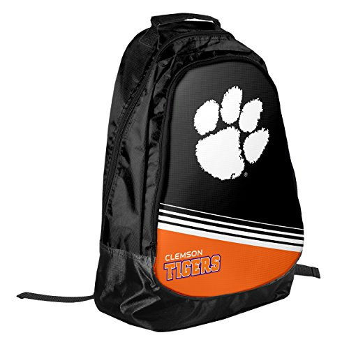Official Logo Ncaa Backpack - Forever Collectibles Clemson Tigers Official NCAA Backpack Core Bag by 054189