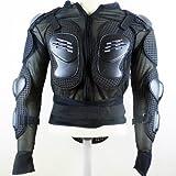 [ノーブランド品]上半身 ボディー プロテクター バイク ジャケット 【XL】165㎝〜175㎝ ランチスーツ