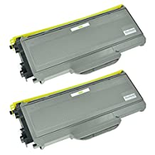 2 Pack The Red P ® Compatible Toner Cartridge Replacement for TN-360 TN360 TN-330 High Yield for Brother HL-2140 HL-2170W DCP-7030 DCP-7040 MFC-7340 MFC-7345N MFC-7440N MFC-7840W Printers