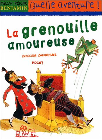 La Grenouille Amoureuse (French Edition) ebook