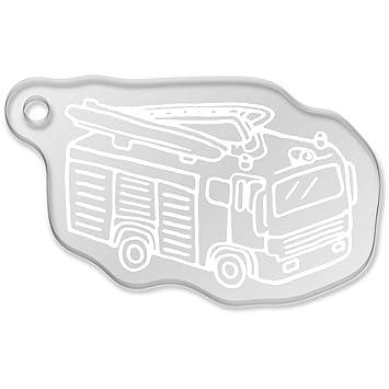 Azeeda Camion de Bomberos Llavero Grande (AK00043557 ...