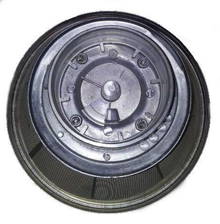 Generic Sujata Aluminum Cutter Spinner (White) 2