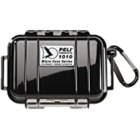 Peli 1010 - Caja micro, negro