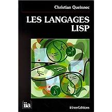 les langages lisp