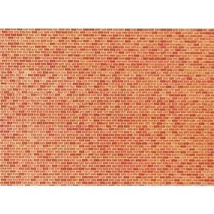 Faller 222568 - Placa de muro de ladrillo [importado de Alemania]