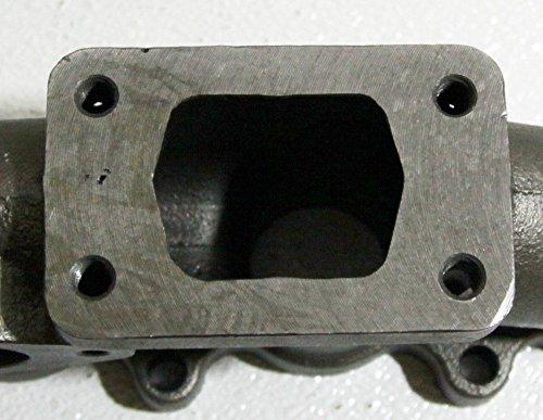 VW 1.8T tra Golf Jetta MK4 99-05 Cast Iron Turbo Manifold T3 by emusa (Image #5)