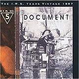 REM - DOCUMENT (1 CD)