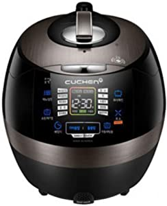 CUCHEN Electric IR Pressure Rice Cooker for 6 person cjh-lx0661rhw 220v