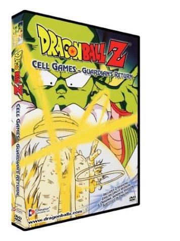 Dragon Ball Z - Cell Games - Guardian's Return - Dragon Ball Z Cell Games