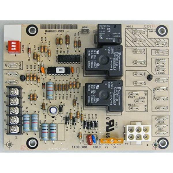 Armstrong Furnace Blower Control Circuit Board R40403 003 Hvac Controls Amazon Com