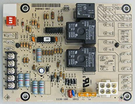 Armstrong Furnace Blower Control Circuit Board R40403003