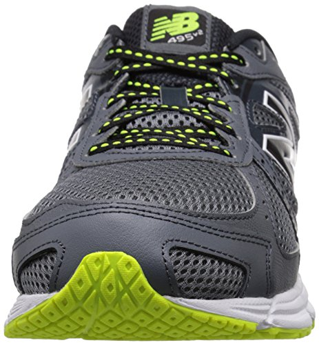New Running Men's Shoe Balance ME495 Grey Yellow rnCqrRwxt