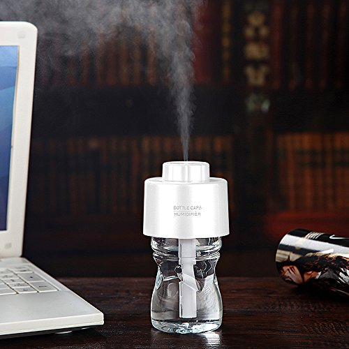 how to use cool bottle humidifier