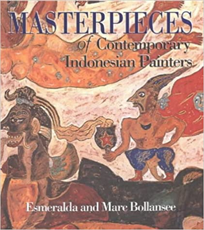 Book Masterpieces of Contemporary Indonesian Painters