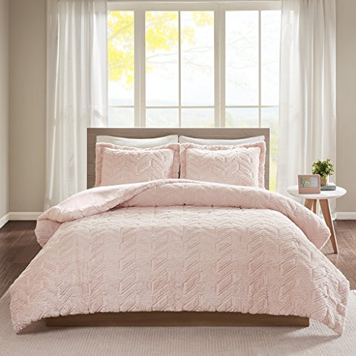 Intelligent Design Laila Comforter Mini Set, Blush
