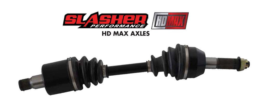 Slasher Axle Front Left Yamaha Grizzly 660 OEM Axles