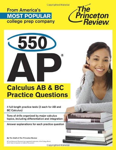 Download 550 Ap Calculus Ab Bc Practice Questions College Test
