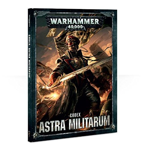 Warhammer 40k Codex: Astra Militarum