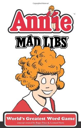 Download Annie Mad Libs pdf
