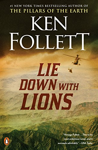 Lie Down with Lions by Follett, Ken