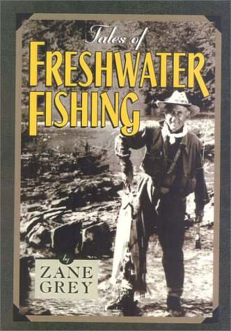 Book cover for Tales of Freshwater Fishing