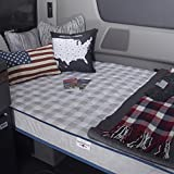 MOBILE INNERSPACE Luxury Products Truck Relax Mattress, 48 by 75 by 5.5""