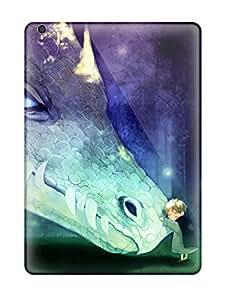 Johnathan silvera's Shop dragons night grass art scales anime boys Anime Pop Culture Hard Plastic iPad Air cases 2529148K939794080