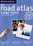 Rand McNally Large Scale Road Atlas, Rand McNally Staff, 0528843109