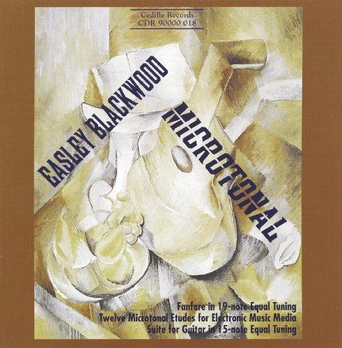 Microtonal BLACKWOOD EASLEY