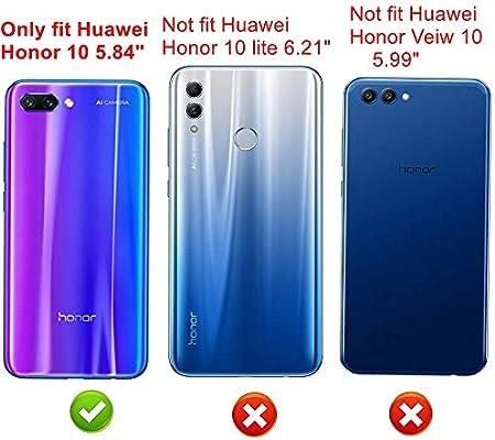 Funda para Huawei Honor 10, Fashion Design [Antigolpes] con 360 ...