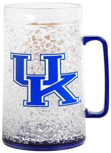 NCAA Kentucky 36-Ounce Crystal Freezer M - Kentucky Wildcats Freezer Mug Shopping Results