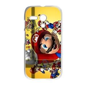 Super Mario Bros For Motorola Moto G Phone Cases NDG630658