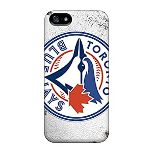 New Arrival Cases Specially Design For Iphone 5/5s (toronto Blue Jays)