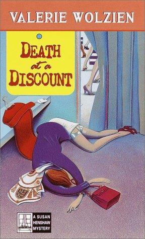 Death at a Discount (A Susan Henshaw Mystery #13) pdf