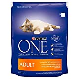 Purina One Adult Chicken Whole Grains (200g)