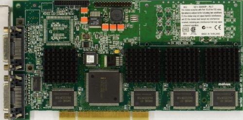 Matrox G200 Multi-Monitor PCi Quad Card G2-QUADP-PL