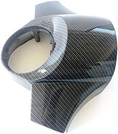 Boita 2 0 Lenkerdeckel Lenkerabdeckung Vespa Px Regenbogen Carbon Schwarz Glänzend Auto