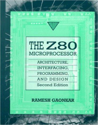 B.e.s.t The Z80 Microprocessor: Architecture, Interfacing, Programming and Design<br />T.X.T