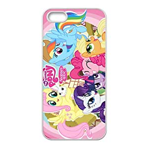 Lovely Pony Cell Phone Case for iPhone 5S