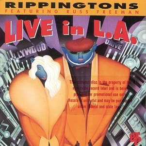 Live in L.A. by Grp Records