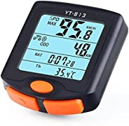 Dreamyth New Wireless Bike Cycling Bicycle Cycle Computer Odometer Speedometer Backlight Good