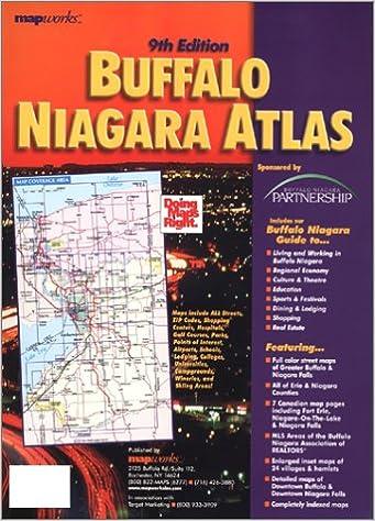 ''INSTALL'' Buffalo-Niagara Falls, NY Atlas. Plant TIEMPO Scala official remark publico PODER Events