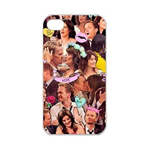 iPhone 6 plus 5.5 Case Fashion HIMYM How I Met Your Mother Pattern iPhone 6 plus 5.5 100% TPU (Laser Technology)