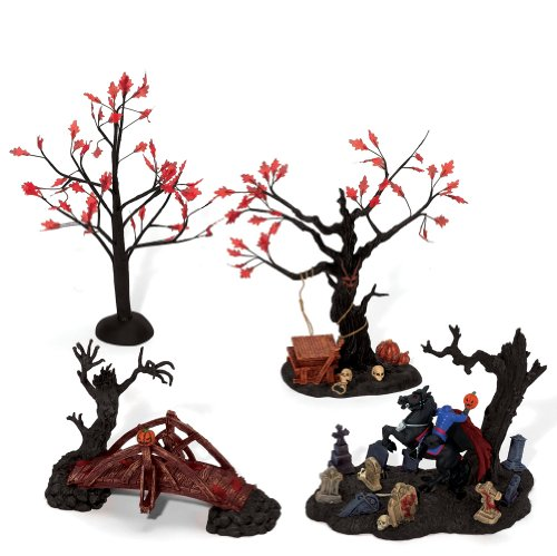 Department 56 Legends of Sleepy Hollow-ween Collection Headless Horseman Accessory (Set of -