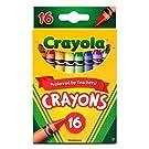 Crayola Crayons 16 Per Box Pack of 6