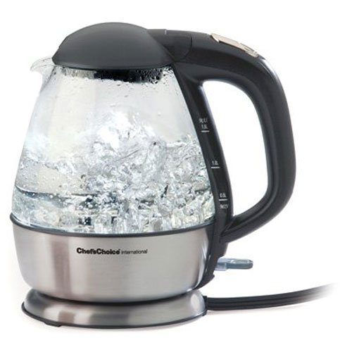 Chef's Choice 680 Cordless Electric Glass Kettle