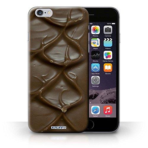 Kobalt® Imprimé Etui / Coque pour iPhone 6+/Plus 5.5 / Mars Bar conception / Série Chocolat
