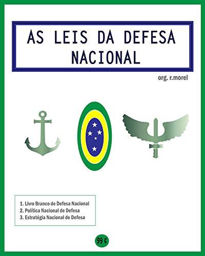 """As Leis da Defesa Nacional (Coleção """"Vade Retrum!"""" Livro 2) por [r.morel, viviane borr]"""