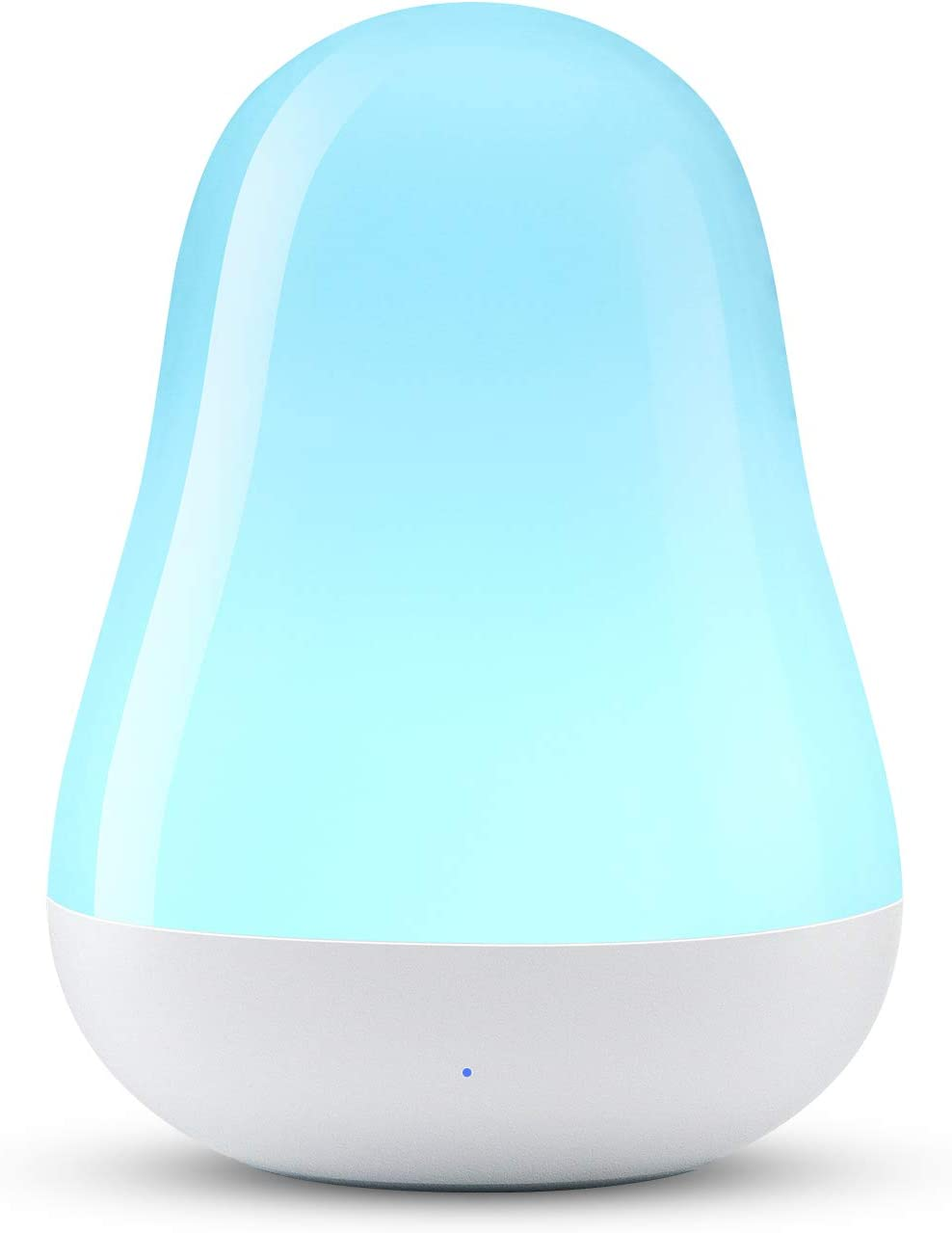 Night Light for Kids,Luposwiten Touch Control Nursery Night Lights with Color Changing, Dimmable Bedside Light for Breastfeeding,Daper Change